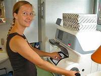 Elektronische Schleifmaschine